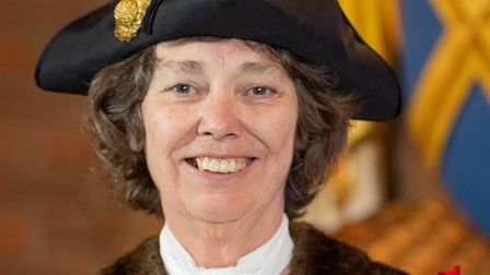St Albans Mayor Cllr Janet Smith. Picture: Photo Synergy
