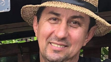 Vasile 'Cristian' Chiorean was sadly killed in a crash on the A505 yesterday