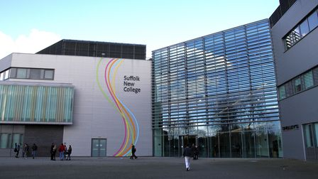 The new Tech Campus will be a short distance from Suffolk New College