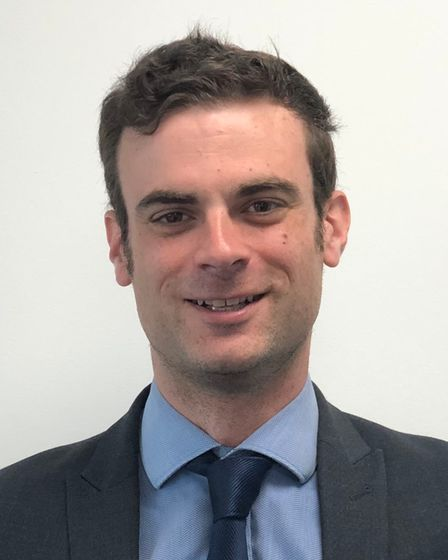 Dr Will Maimaris, Haringey Council's director of public health. Picture: Dr Will Maimaris