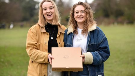 Success for Gabrielle and Issy from The Bagel Club which they started in summer 2020, has really tak