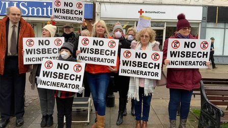 Pre-lockdown rally against the incinerator planned for Wisbech