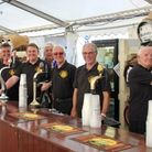 Weston Lions Real Ale and Cider Festival in 2019.