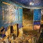A look inside the abandoned SeaQuarium in Weston.