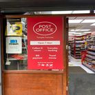 Temple Fortune's Post Office is now in Oli's in Finchley Road