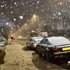 snow in redbridge