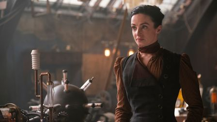 Laura Donnelly as Amalia True in HBO's new drama series The Nevers.