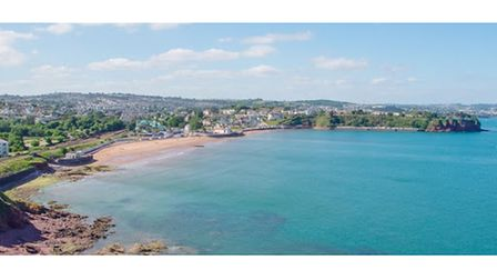 Scenic photograph of Torbay