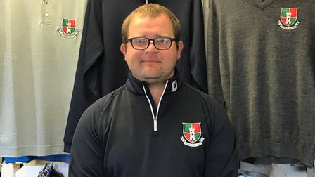 Roy Baker is the professional at Worlebury Golf Club