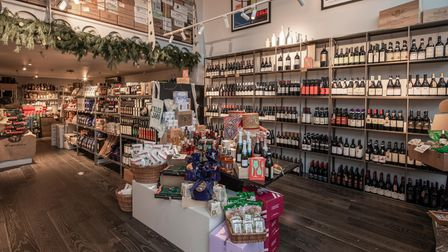 Bottles 'N' Jars wine shop and deli opened at 82-92 Great North Road East Finchley in November