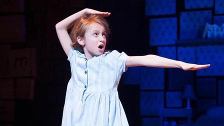Lara Wollington, who playedMatilda, will be part of the West End masterclass organised by HyperFusion Academy
