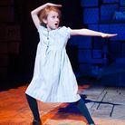 Lara Wollington, who played Matilda, will be part of the West End masterclass organised by HyperFusion Academy