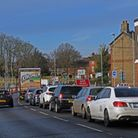 Roadworks in and around Huntingdon this week.