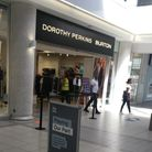 Shoppers return to Welwyn Garden City. Picture: Charlotte McLaughlin