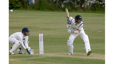 Clevedon Cricket Club's Greg Willows