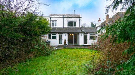 The 1930s property is in need of modernisation