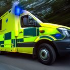 South Western Ambulance Service NHS Foundation Trust Ambulance