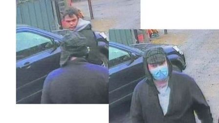 Farming equipment worth hundreds of pounds were stolen in March and Wisbech burglaries.