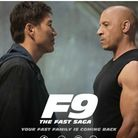 F9's Sung Kang as Han and Vin Diesel as Dominic Toretto.