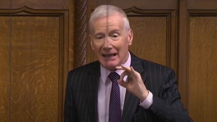 Gregory Campbell in the House of Commons