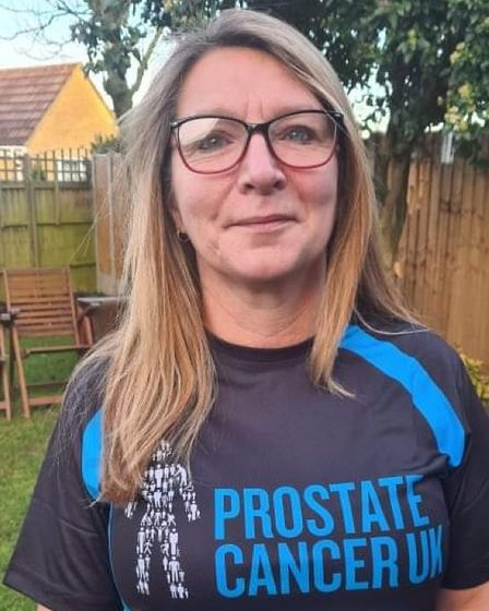 Three Counties runner raises funds for Prostate Cancer UK