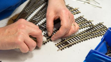 Behind the scenes at Pecorama factory. Picture: Alex Walton