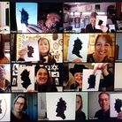 Alison Russell organised the world's firstvirtual convention of the 'niche' art of cutting silhouette portraits