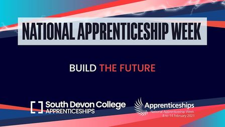 National Apprenticeship Week at South Devon College