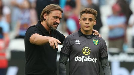 Norwich City had to knock back fresh overseas transfer interest in Max Aarons during the January window