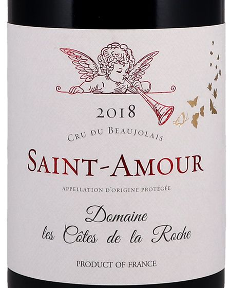 This Beaujolais Cru Saint Amour is available from The Wine Society