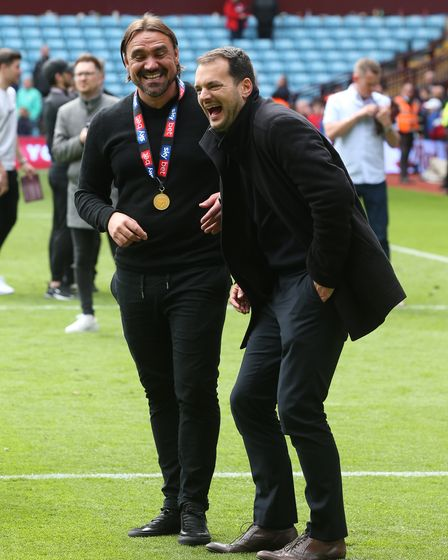 Norwich City's sporting director Stuart Webber and head coach Daniel Farke know what it takes to last the distance in the...
