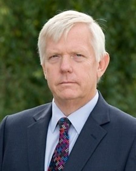 Somerset County Council leader David Fothergill.