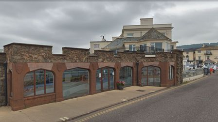 The Arches on the seafront are available for business leasing