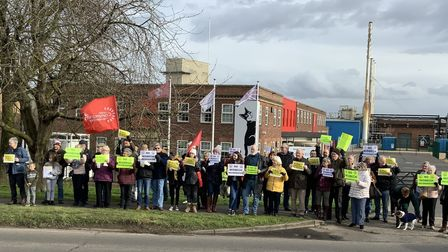 Wisbech Without Incineration Protest