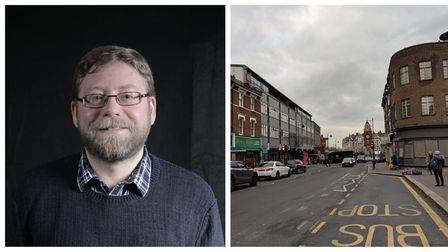 Cllr Matt White and traffic in Crouch End