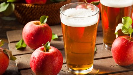 There will be over 25 different craft ciders to try at the Sausage and Cider Festival.