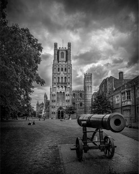 Ely Cathedral by Steve Collins