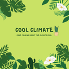 Logo for Cool Climate, a new environmental youth voice for Torbay