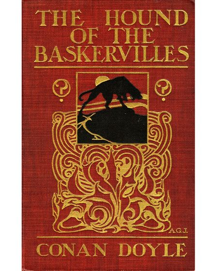 The first edition of The Hound of the Baskervilles, published shortly after a very successful monthly serialisation in The...