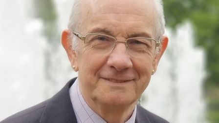 Cllr Martin Stears-Handscomb, leader of North Herts District Council.