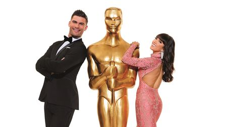 Aljaz and Janette - Remembering The Oscars tour