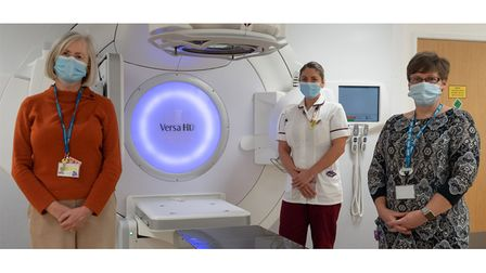 The PACE trial is a pioneering study that involves the use of stereotactic ablative radiotherapy (SABR) to treat prostate...