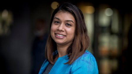 MP for Hampstead and Kilburn Tulip Siddiq