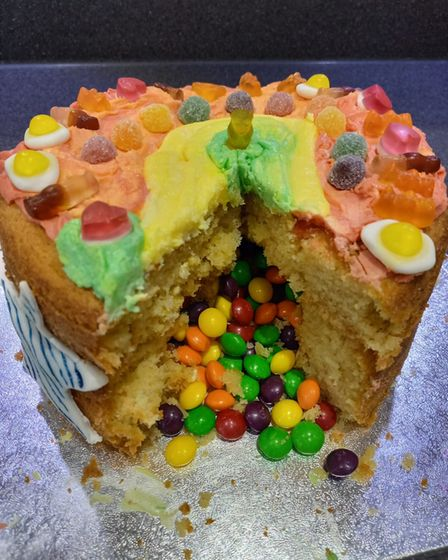 Entries for The Great Margaret Wix Bake Off.