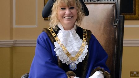 Tributes have been paid to former Huntingdon mayor Tanya Forster who died on February 11.