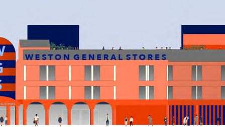 Weston General Stores is a temporary name and the public has been asked to help find a new one.