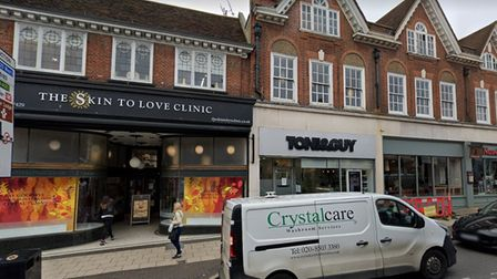 Skin To Love clinic in Chequer Street, St Albans.