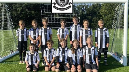 Buckden Jnr FC is our Club of the Week.
