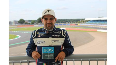 Ryan Cullen at Silverstone for United Autosports