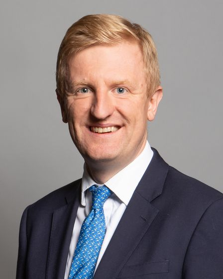 Culture and Sport Minister Oliver Dowden